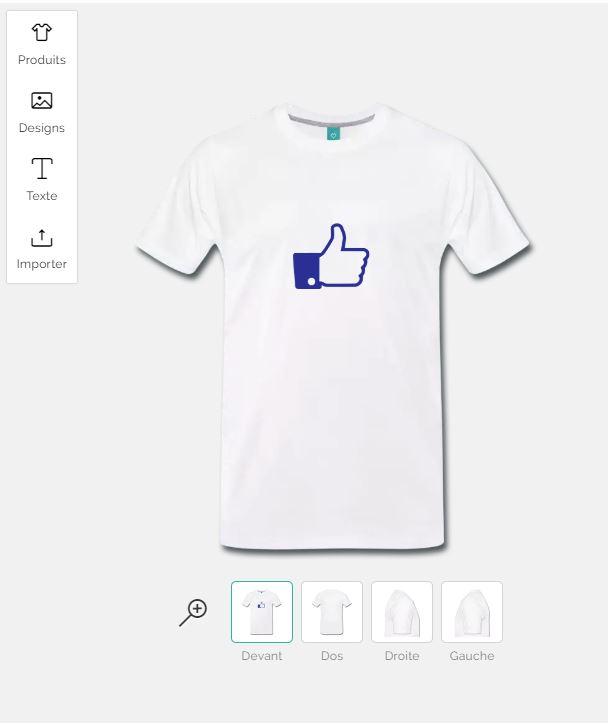 663a7ac364e370 Vêtement personnalisé Personnaliser des vêtements, créer un t-shirt ...
